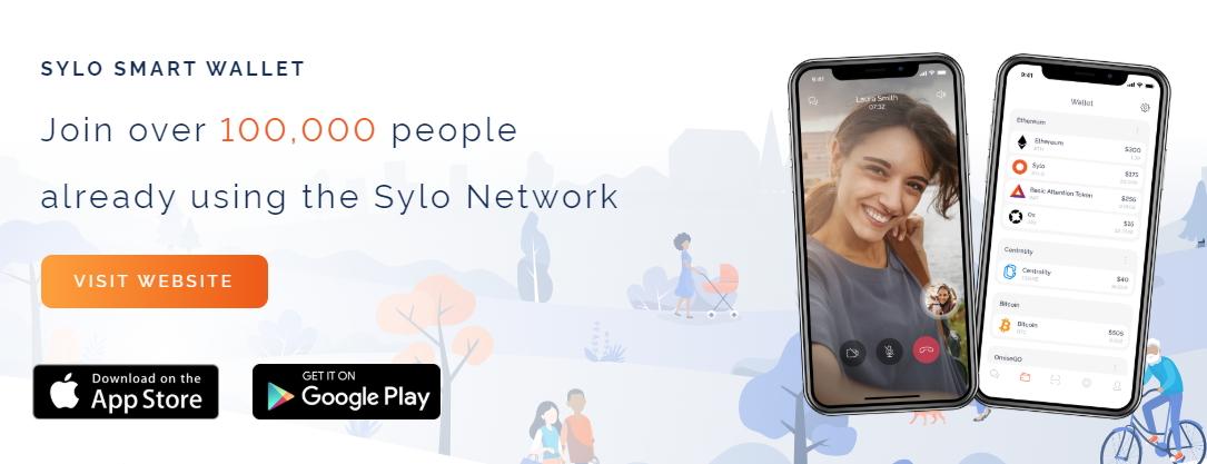 Sylo(サイロ)購入方法や上場取引所は?仮想通貨ウォレットがついたトークアプリでもあるのだ